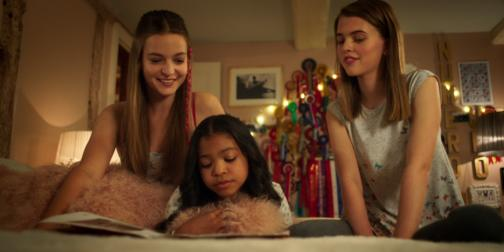 Watch The Sleepover. Episode 5 of Season 1.