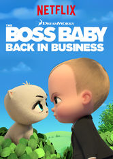 The Boss Baby: Back in Business Netflix AR (Argentina)