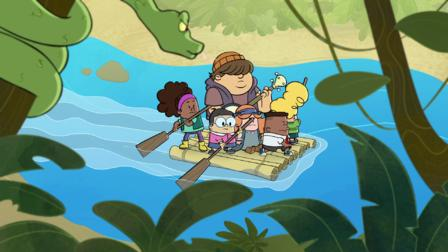 Watch Captain Underpants and the Frantic Fury of the Fearsome Furculees. Episode 2 of Season 2.