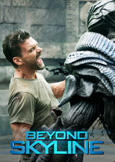 Kliknij by uszyskać więcej informacji | Netflix: Beyond Skyline | In the wake of an extraterrestrial invasion, a suspended L.A. cop teams up with survivors to stop the onslaught and rescue human captives. <b>[BR]</b>