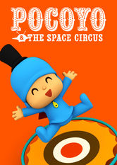 Pocoyo and The Space Circus Netflix AR (Argentina)