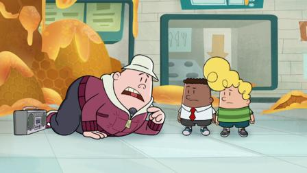 Watch Captain Underpants and the Harmful Horrors of the Harrowing Hiveschool. Episode 3 of Season 2.