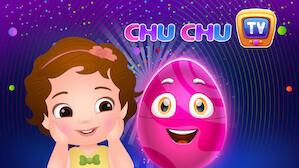 ChuChu TV Kids Songs, Learning Videos & Bedtime Stories