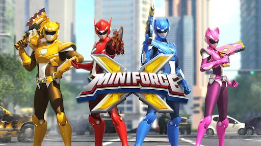 Miniforce X