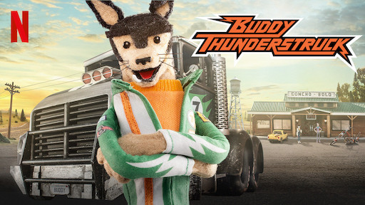 Buddy Thunderstruck