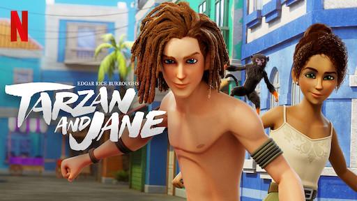 Edgar Rice Burroughs' Tarzan and Jane