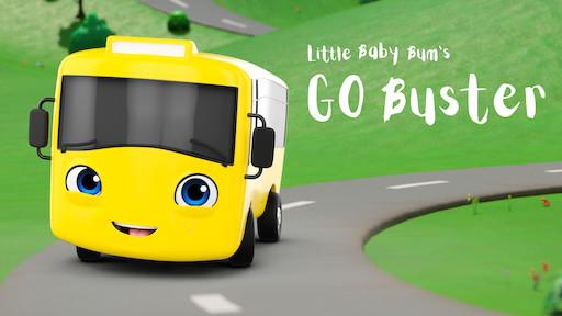 Little Baby Bum: Go Buster