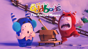 Oddbods: The Festive Menace