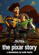 Search netflix The Pixar Story