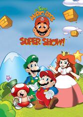 Search netflix The Super Mario Bros. Super Show!