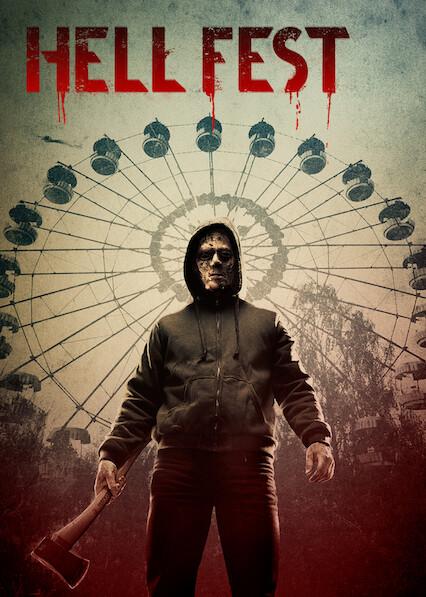 Hell Fest on Netflix USA