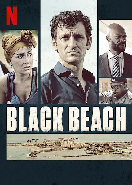 Black Beach sur Netflix USA