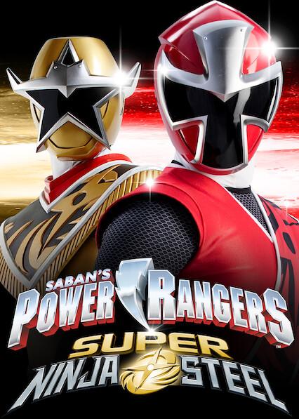 Power Rangers Ninja Steel on Netflix USA