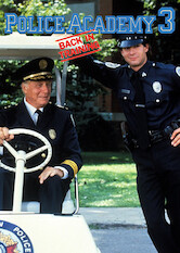 Search netflix Police Academy 3: Back in Training