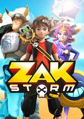 Search netflix Zak Storm